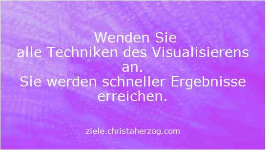 Techniken des Visualisieren