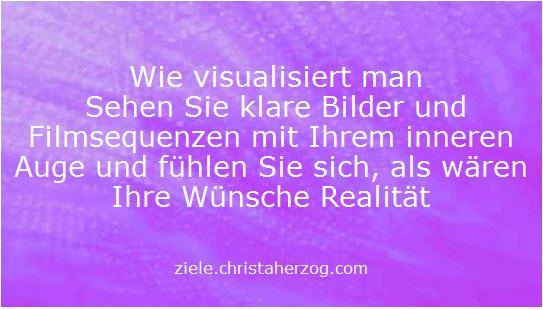 Wie visualisieren