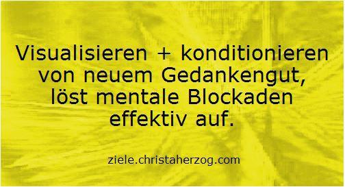 Psychische Blockaden effektiv auflösen