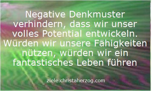 Positive Gedanken haben ein fantastisches Leben zur Folge