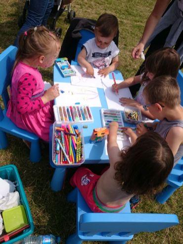 Festiwal dla dzieci Kejtrówka 2015