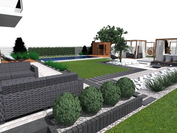 accamera1 Budowa ogrodu wŁochowie - etap I