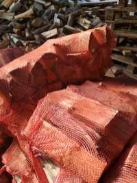 liściaste-2 Drewno opałowe w workach.