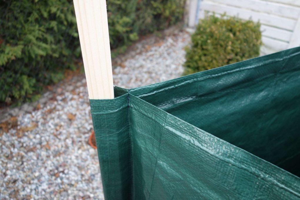 Parawan-2 Jak zabezpieczyć rośliny na zimę?