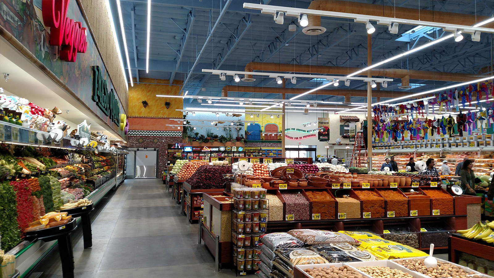 Vallarta Supermarkets Ziemba Prieto Architects