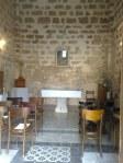 W Seforis tradycja nazaretańska umiejscawia również miejsce Narodzenia Matki Najśw. Tu: kaplica ku jej czci w Seforis.