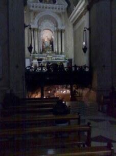 Sanktuarium znajdujące się ponad Hajfą - Stella Maris.