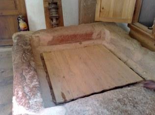 i gdzie odnajdujemy studnię Jetry, przy której Mojżesz po raz pierwszy zobaczył swoją przyszłą żonę - Seforę.