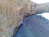 Znajduje się ono w pobliżu Wadi Qelt.