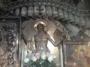 Wnętrze kaplicy Bożego Grobu...