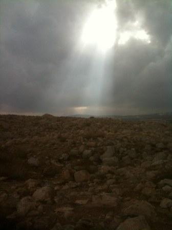 Na pustyni Tekoa zebrali się Jonatan i Szymon Machabeusz ze swymi zwolennikami, aby uciec przed zasadzką Bakhidesa (1Mch 9,33)