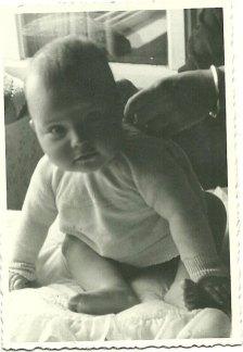 Josef als Baby