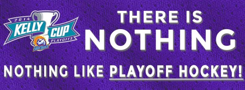 Nothing Like Playoff Hockey
