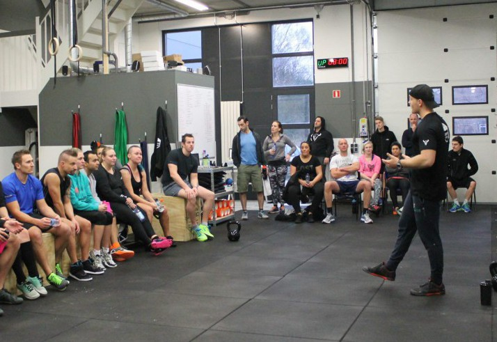 CrossFit Purmerend Group Session