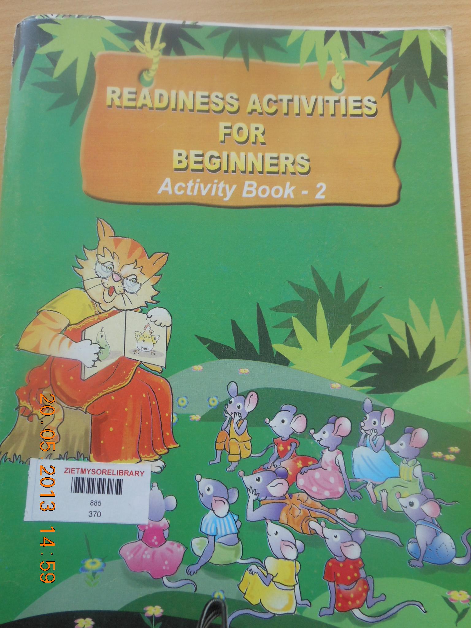 Srp School Readiness Programme