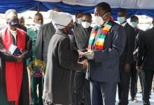 PRESIDENT Mnangagwa sends condolences to the Matiza and Zimondi families – ZiFM Stereo