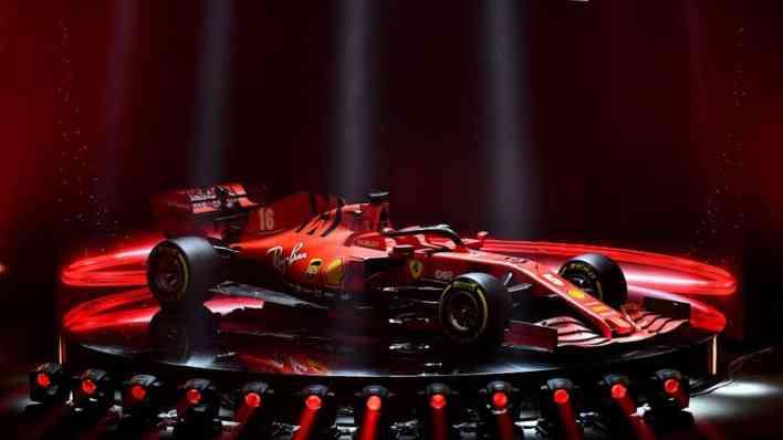 For Ferrari, The Engine Will Define The 2021 Season