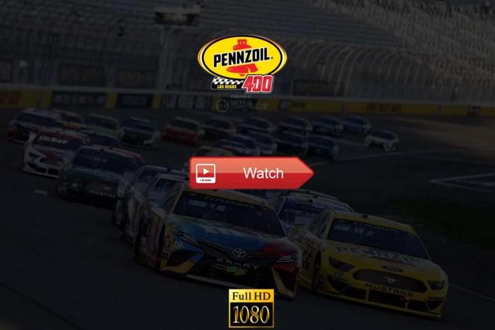 Nascar Race 2021 Pennzoil 400 Live Streaming Reddit Online