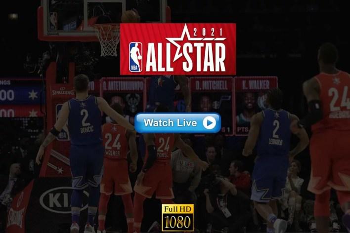 2021 Nba All-Star Game Live Stream Reddit