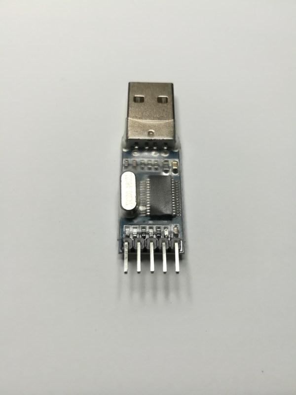 USB-TTL pile