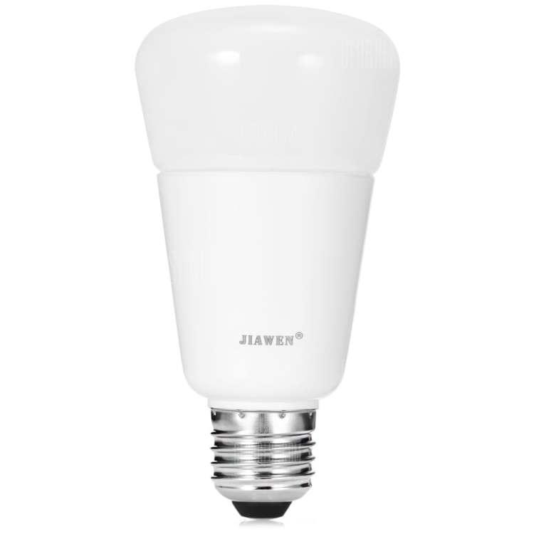 Ampoule E27 Jiawen 9W RGBW 750 Lumen