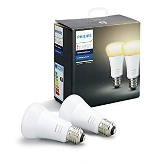 ampoules connectées White Ambiance E27