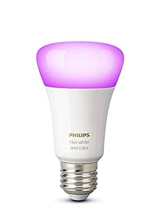 E27 couleurs 800 lumen