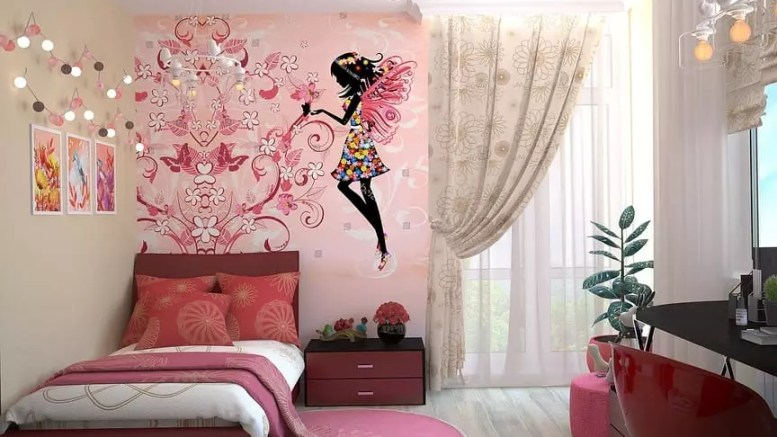 Simple Tips on How to Decorate Kids Room 1
