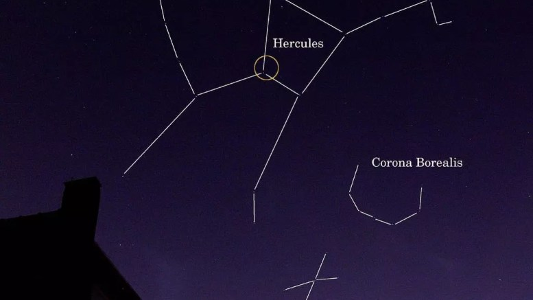 Star Gazing: Hercules 1