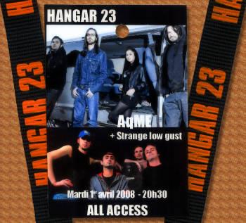 Pass All access SLG Hangar 23