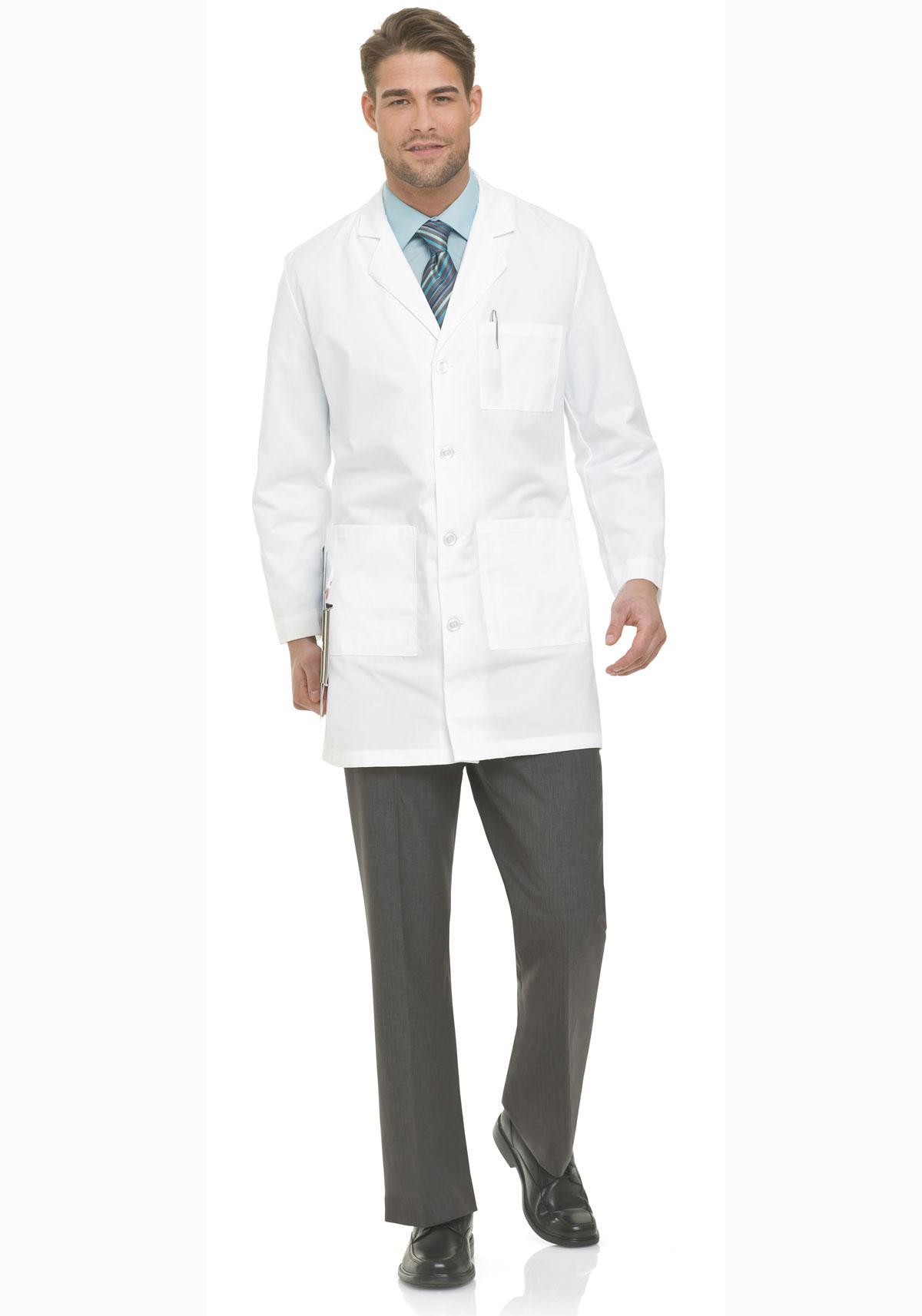 Landau Men S Lab Coat
