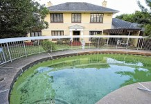 Zim property in Capetown