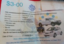 Traffic Cops forcing Motorists to BUY Raffle Tickets for $3