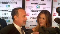 Tom Hanks and Rita Wilson with Zig Ziegler