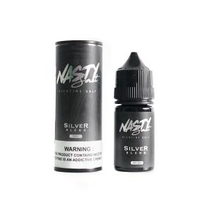 Nasty Juice Silver 30 ML – Esencia Nicotina Sal Tobacco