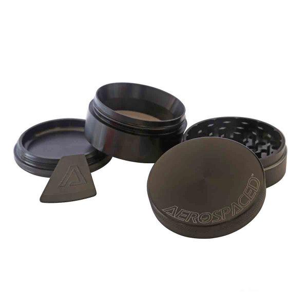 Moledor Aerospaced 4 piezas 50mm