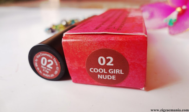 Nykaa Paintstix Cool Girl Nude (02) Price, Packaging, Availability