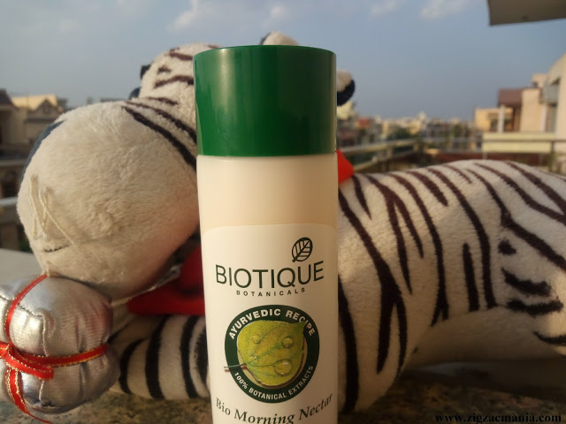 Biotique Bio Morning Nectar Flawless Lotion Review