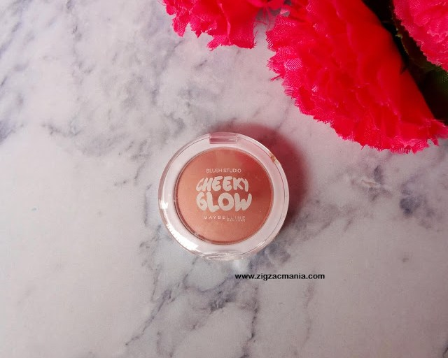 Maybelline Cheeky Glow Blush in Creamy Cinammon