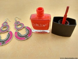 Bella Voste Premium Nail Enamel Review: Tango Thrill (Shade no: 08)