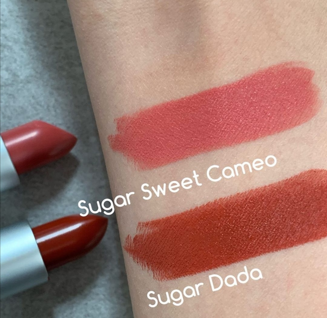 MAC Loud & Clear Lipsticks