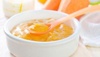 How to make carrot puree for babies