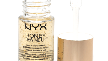 NYX Cosmetics Honey Dew Me Up Primer| Review