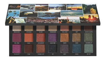 Urban Decay Born To Run Palette| Review & Swatches