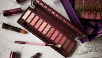 Urban Decay Naked Cherry Palette| Review & Swatches