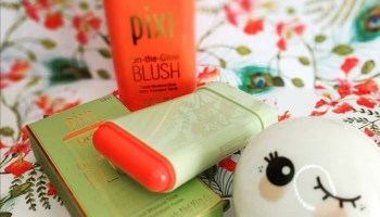 Pixi On The Glow Blush (Juicy)|Review & Swatch