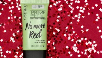 Catrice Prime & Fine Anti Red Primer|Review