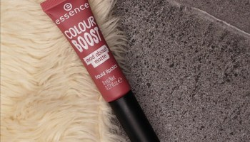 Essence Color Boost Mad About Matte Lipstick (05 Dangerously Yours) Review & Swatch