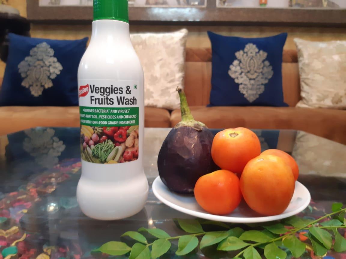 Saafoo Veggies & Fruits Wash