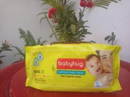 Babyhug Premium Baby Wipes| Review